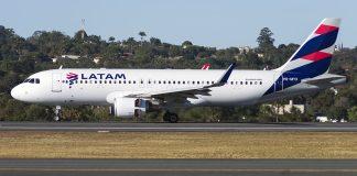 LATAM Airlines Brasil Avião Solidário Covid-19