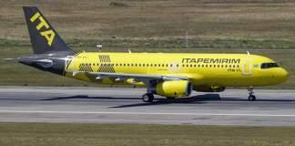 Itapemirim ITA Airbus A320
