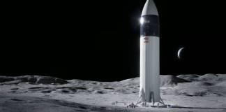 Starship NASA SpaceX Lua
