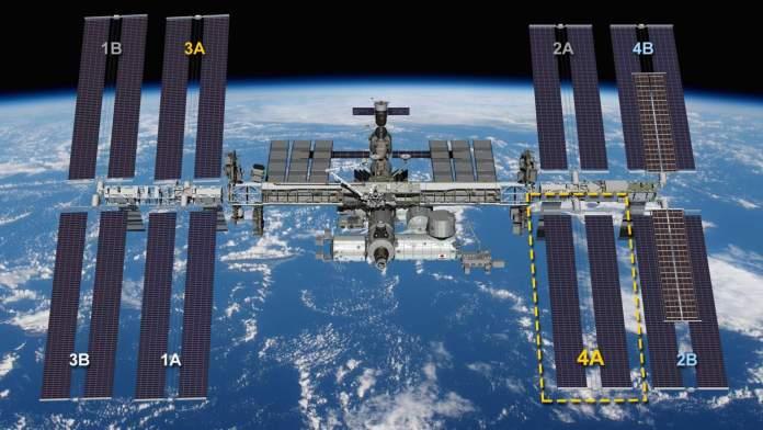 NASA Painel Solar