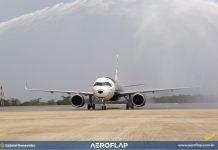 Airbus A320neo Disney Azul Mickey