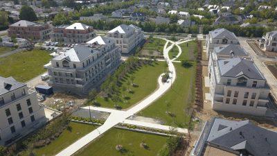 Les Allées Royales Bouygues Immobilier St Cyr sur Loire