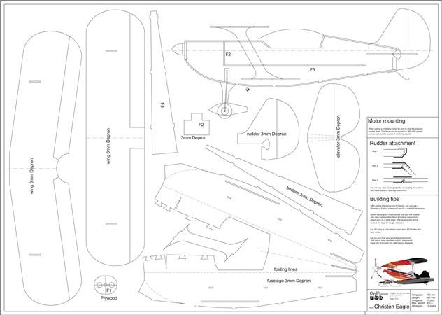 Foam Board Rc Glider Plans