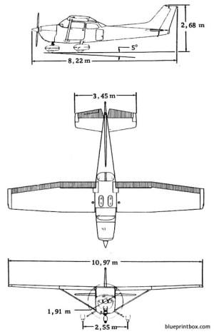 cessna 172 skyhawk Plans  AeroFred  Download Free Model