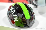 Kask had their full range on display including the Infinity