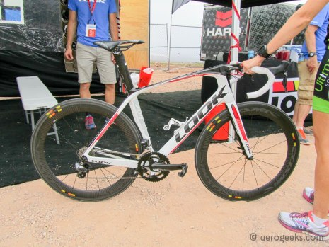 Look 795 Aerolight - Including the fork integrated front brake