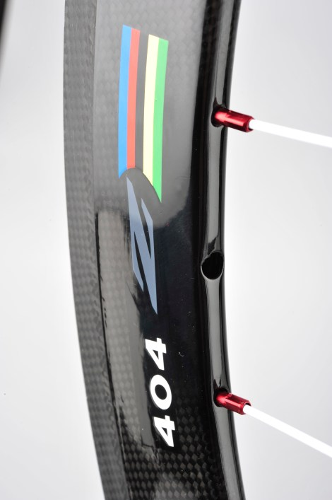 Counterfeit Zipp Wheel