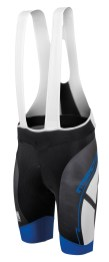 SANTINI SS15_Interactive 2.0 bib-shorts - blue