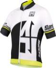 SANTINI SS15_Interactive 2.0 jersey - yellow