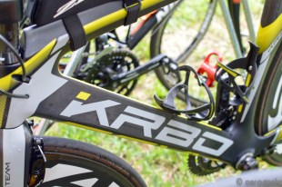 We were not familiar with the KRBO brand but we found quite a few racked.