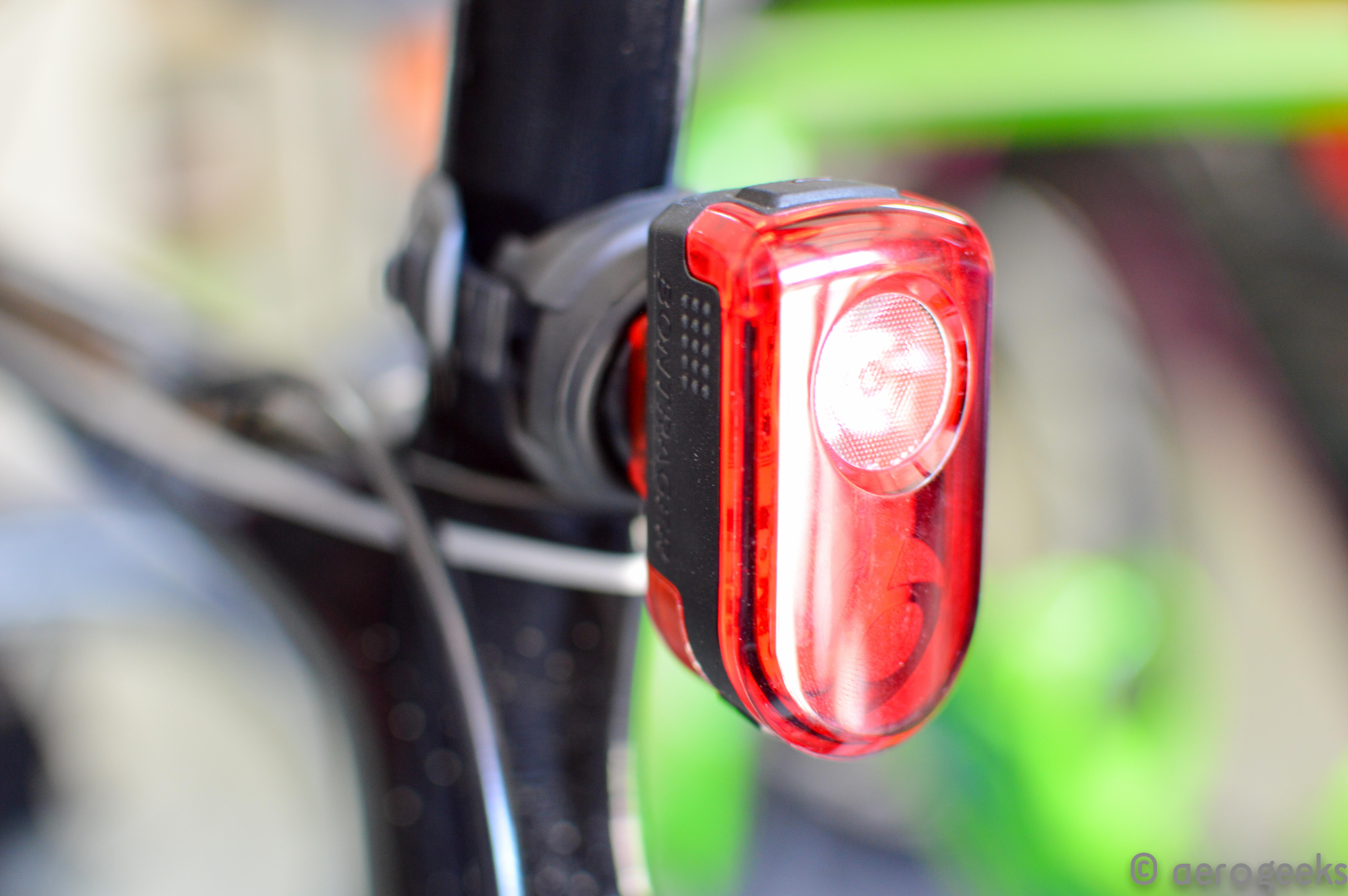 Bontrager Flare R Review Aerogeeks