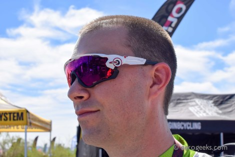 We spent some time in a set of Oakley Prizm lenses and came away impressed (more details tomorrow)