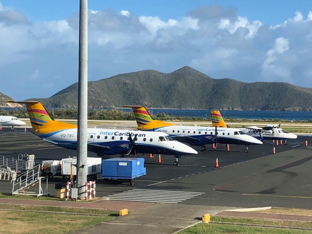 Image result for intercaribbean airways