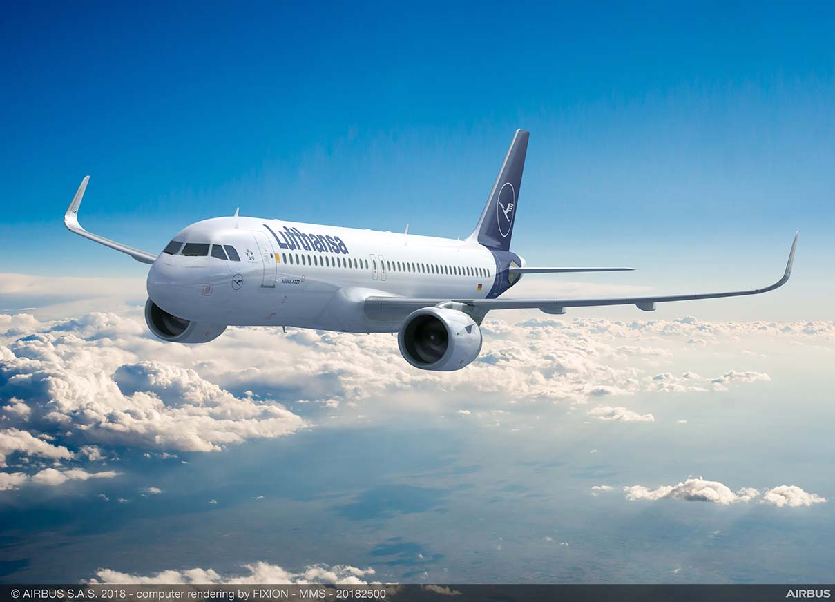 lufthansa reduces planned growth