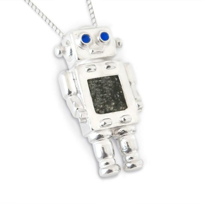Mr Robot Moon Rock Pendant