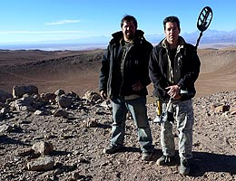 Meteorite Men monturaqui