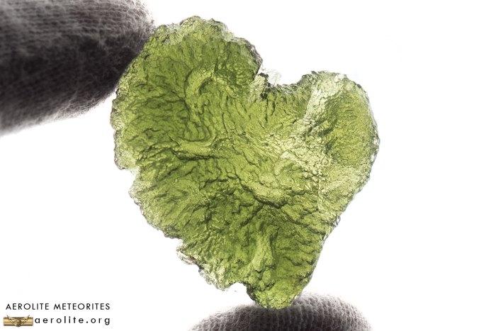 Moldavite 10.5 Grams