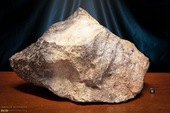 Stone Meteorite XXX 17.6k-2