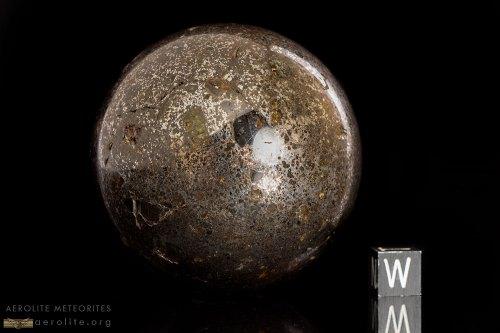 mesosiderite-sphere-i