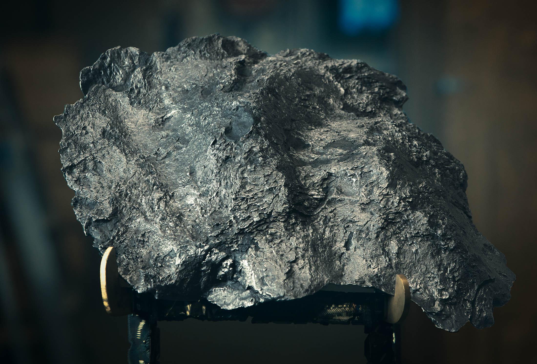 Large Campo del Cielo Iron Meteorite Shrapnel