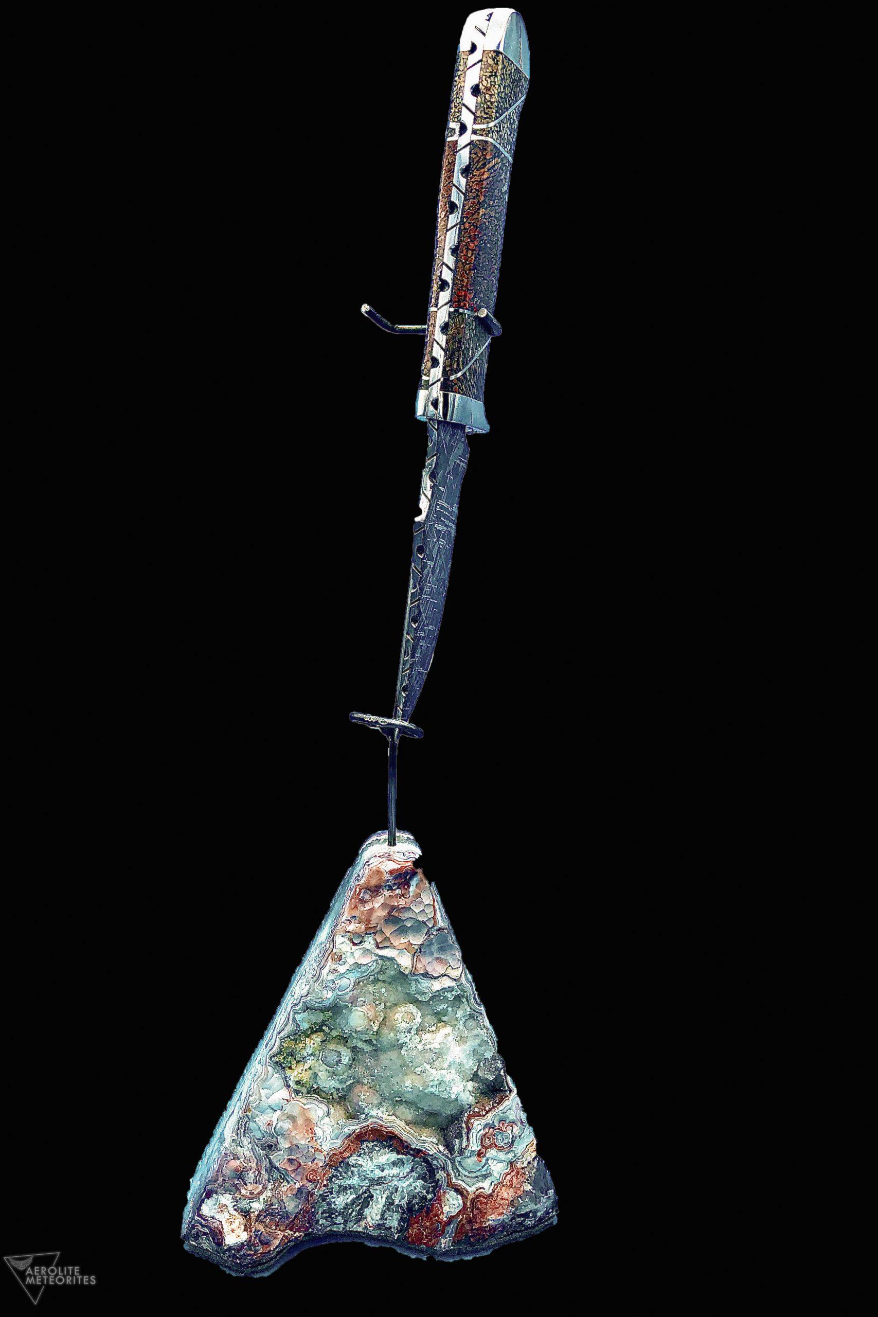 meteorite knife