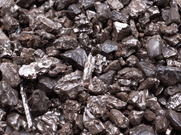 nantan iron meteorite 1
