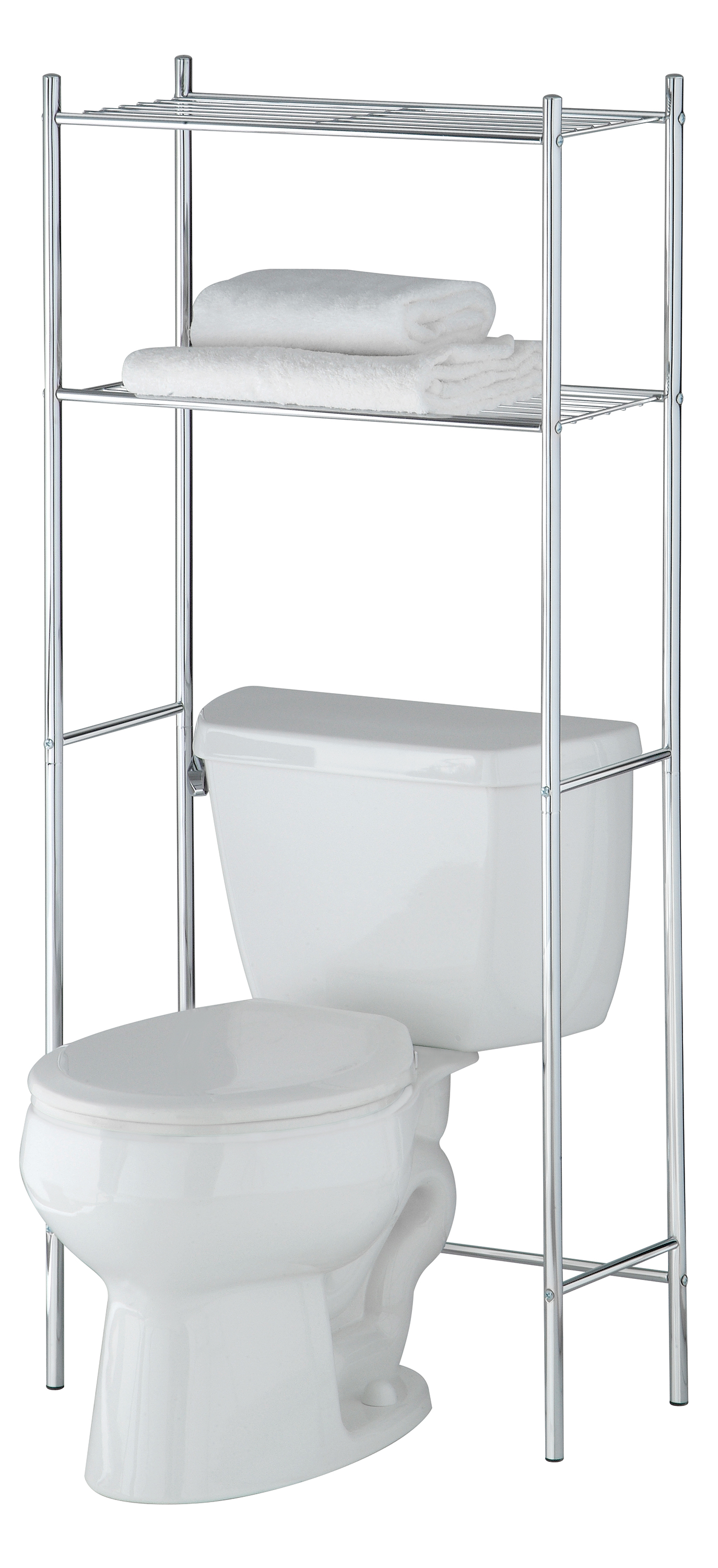 Taymor space saver shelf aeromax building supplies for Chapter bathroom space saver white assembly instructions