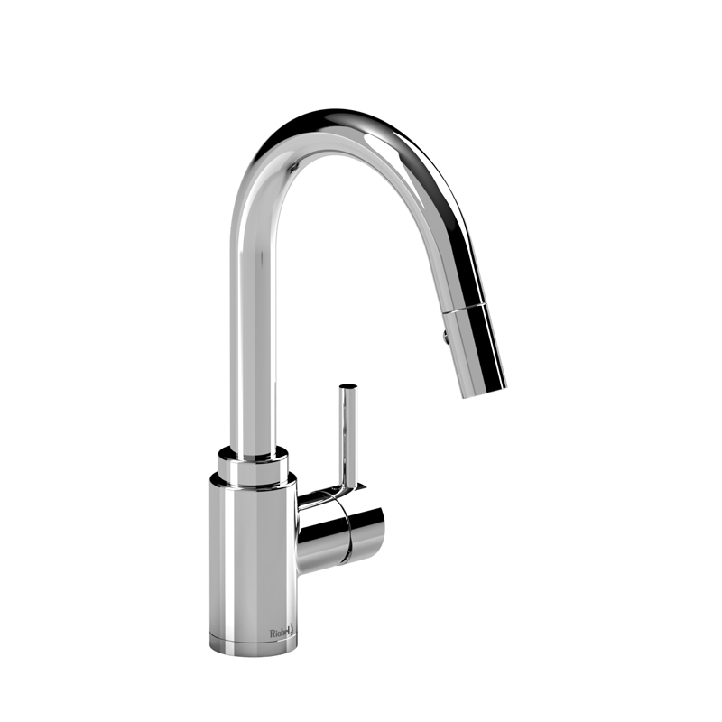 Bora Tall Kitchen Faucet With Spray BO Aeromax Building Supplies - Tall kitchen faucets