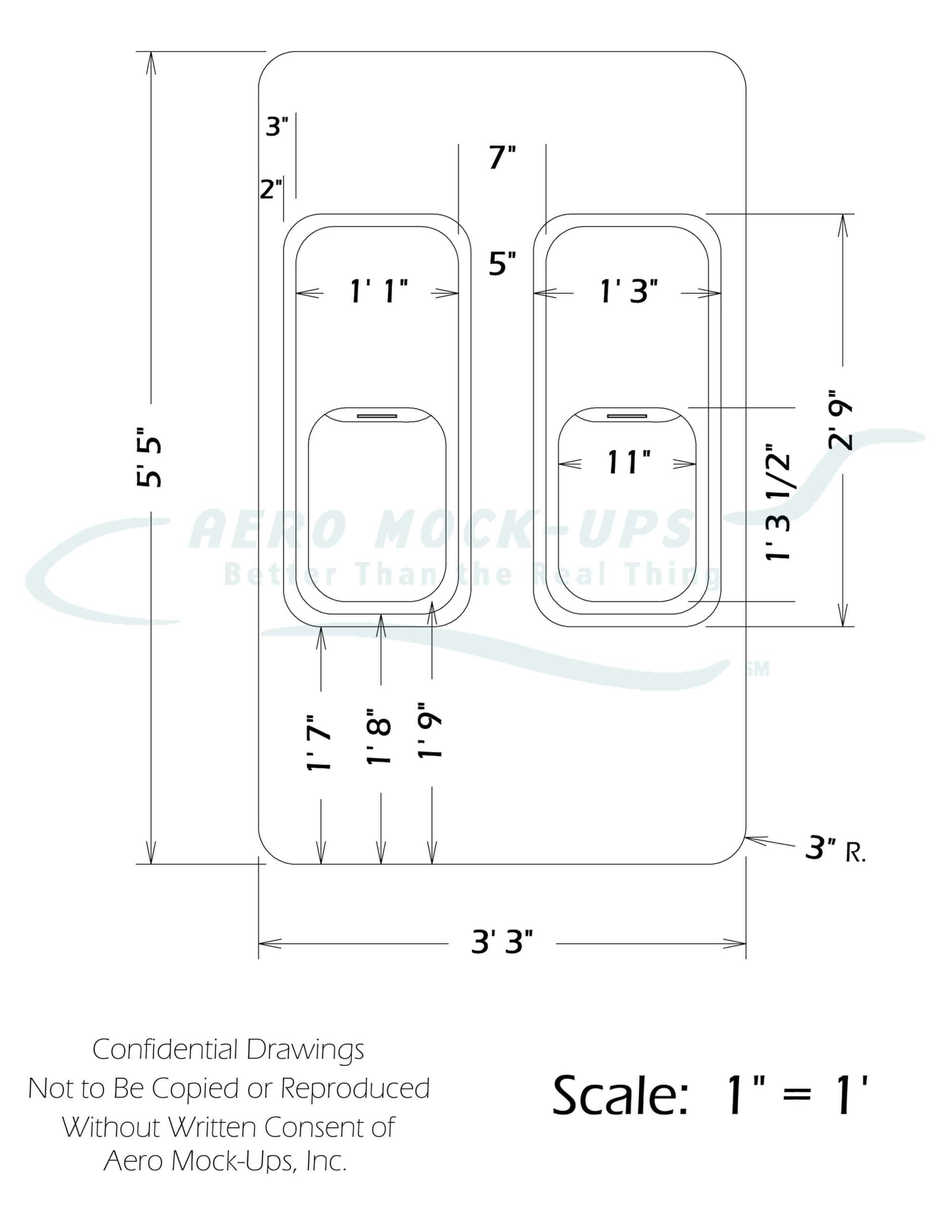 hight resolution of  747 200 wall panel diagram
