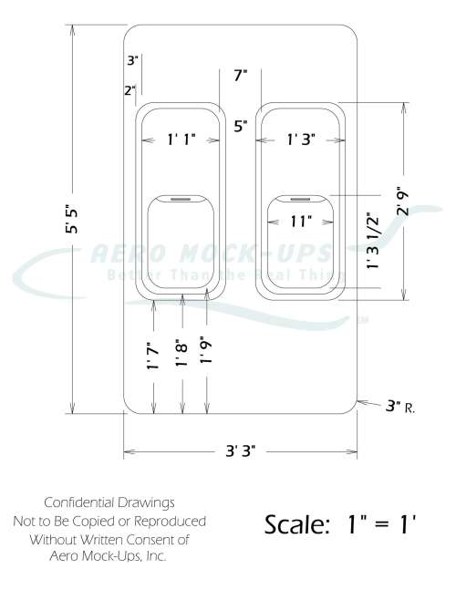 small resolution of  747 200 wall panel diagram