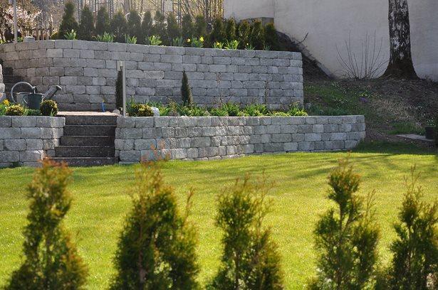 Gartengestaltung bschung