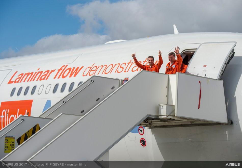 A340-laminar-flow-BLADE-demonstrator-first-flight-147