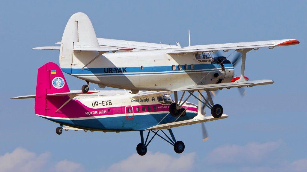 An-2 y An-2-100