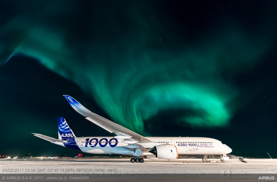 A350-1000-cold-weather-tests