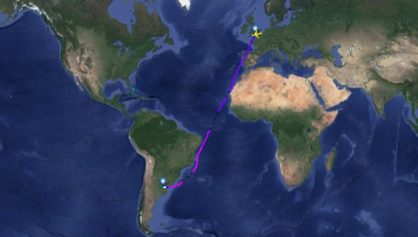 Norwegian-ruta-vuelo-inaugural-14FEB-14FEB