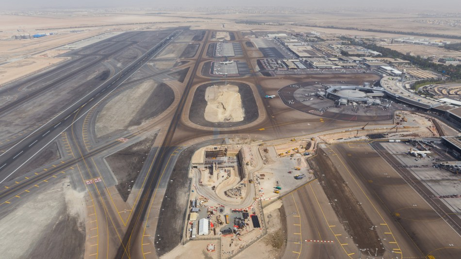 Gallery5ADIA Midfield Terminal Complex Abu Dhabi International Airport Extension c ADAC6