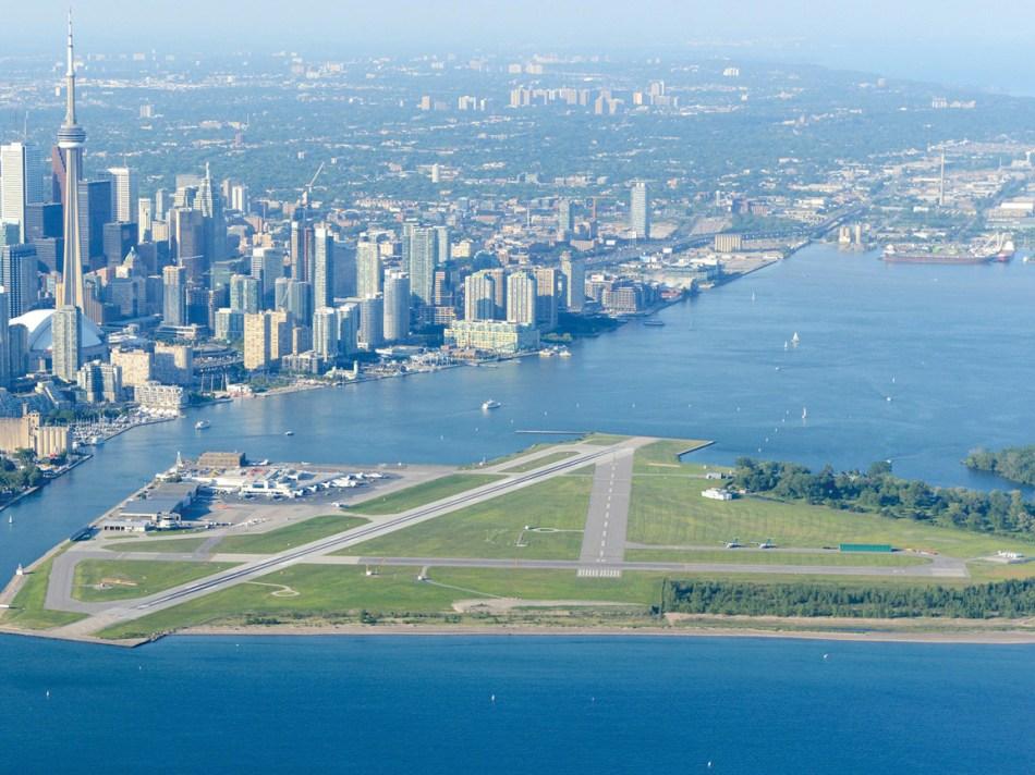 PortsToronto-Global Poll Ranks Billy Bishop Toronto City Airport