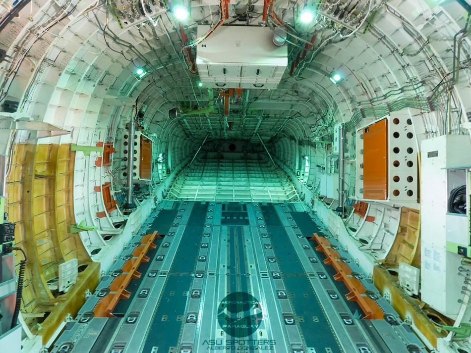 P1080840 KC-390 Interior
