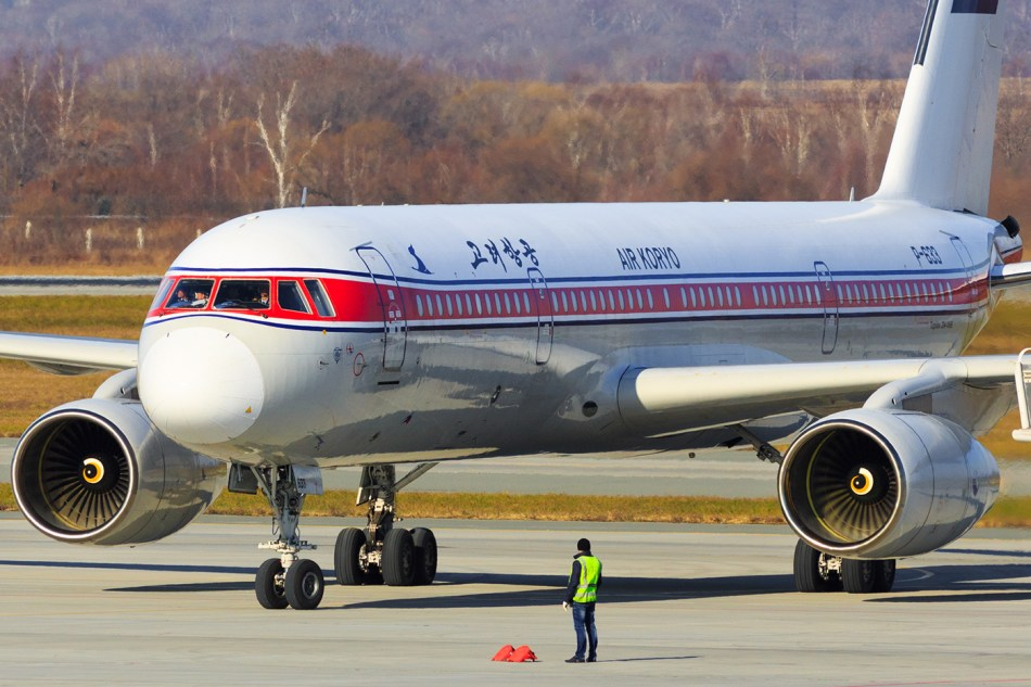 Tupolev_Tu-204-300_of_Air_Koryo_at_Vladivostok_Airport_(3)
