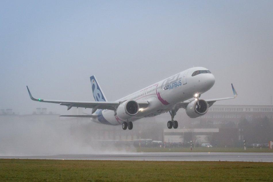 A321LR Airbus