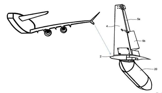 Winglets Airbus active wake