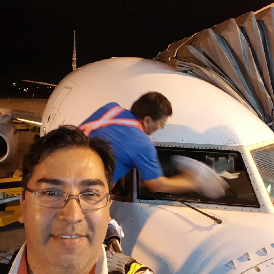 Linea de vuelo AISP (2)