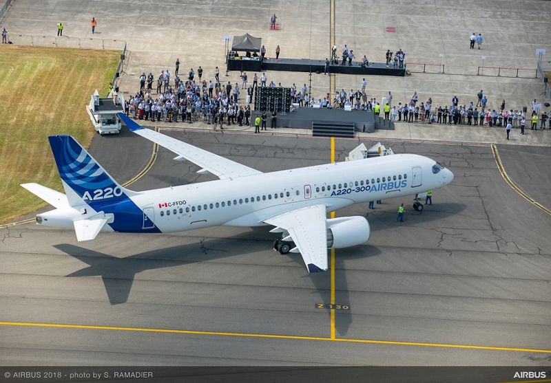 Airbus-A220-300-new-member-of-the-airbus-single-aisle-family-landing-063
