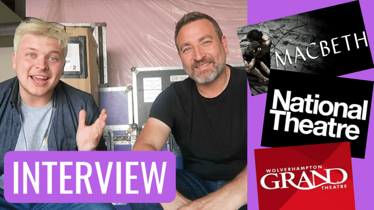 INTERVIEW: Michael Nardone (National Theatre's Macbeth UK & Ireland Tour)