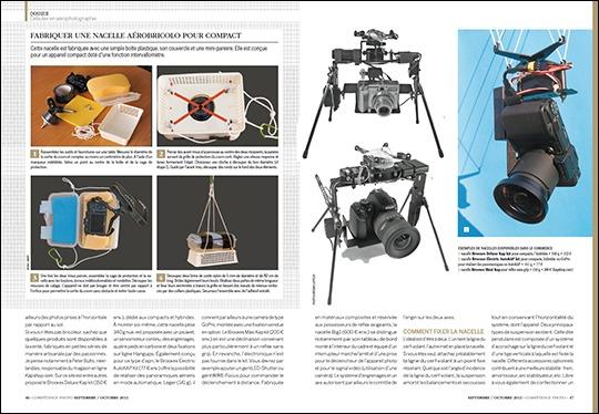 Compétence photo n°36 pages 46 et 47