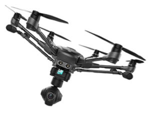 Typhoon H en vol