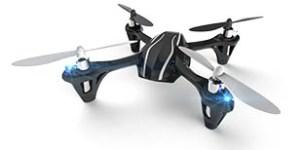 Microdrone Hubsan X4 H107L