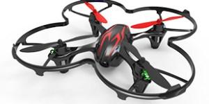 Microdrone Hubsan X4 camera HD camera H107C