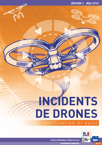 DSAC guide incidents drones