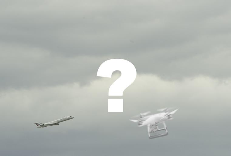 drone & avion